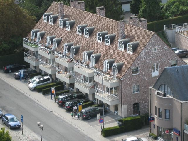 Syndicus en Vastgoedbeheer Norm Waregem: Residentie innentuin