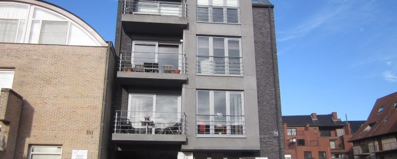 Syndicus en Vastgoedbeheer Norm Waregem: Residentie Ferdinand Storme achterkant