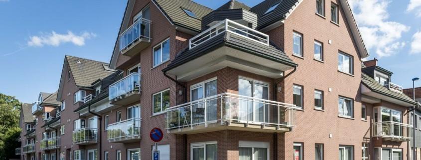 Syndicus en Vastgoedbeheer Norm Waregem: Residentie Green Park