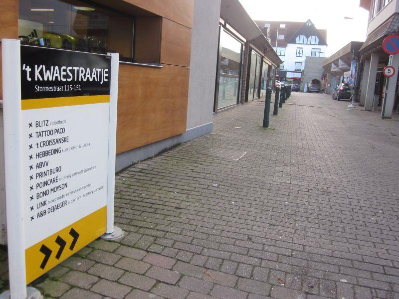 Syndicus en Vastgoedbeheer Norm Waregem: Handelscomplex 't Kwaestraatje