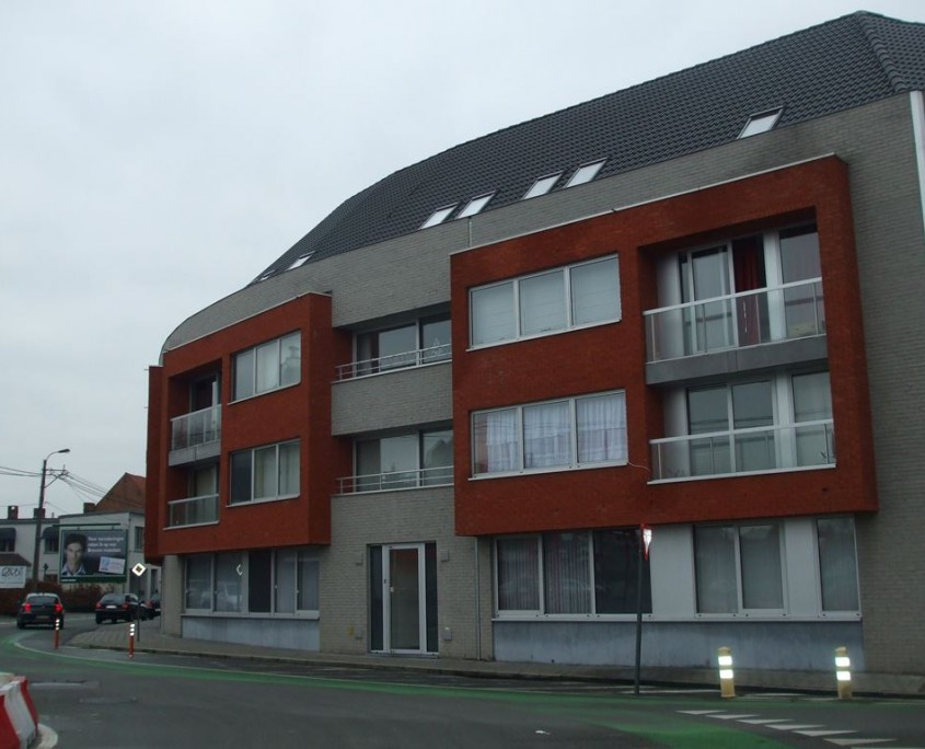 Syndicus en Vastgoedbeheer Norm Waregem: Residentie Monet