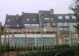 Syndicus en Vastgoedbeheer Norm Waregem: Residentie Stormeshopping