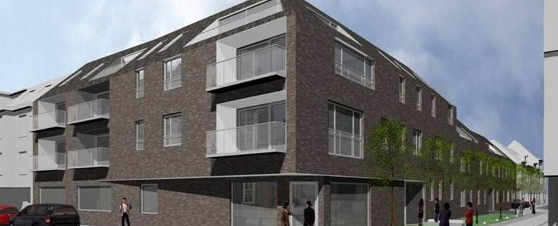Syndicus en Vastgoedbeheer Norm Waregem: Residentie Ter Poorte